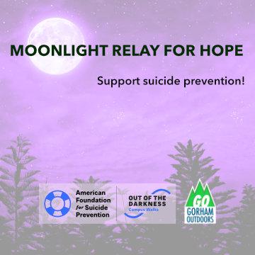 Moonlight Relay for Hope